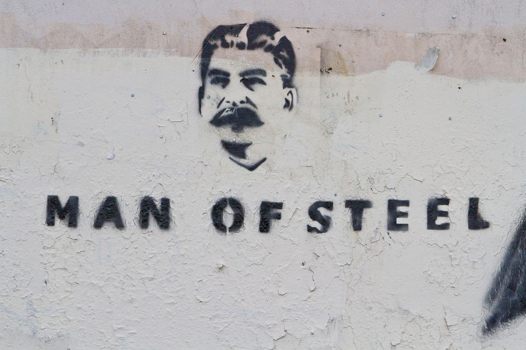 Stalin Man Of Steel
