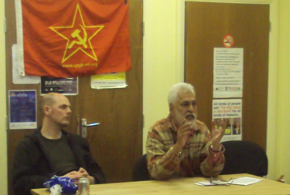 Liverpool communists