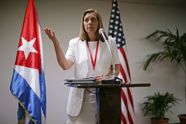 Josefina Vidal Ferreiro, Director General of the United States Division at the Ministry of Foreign Affairs