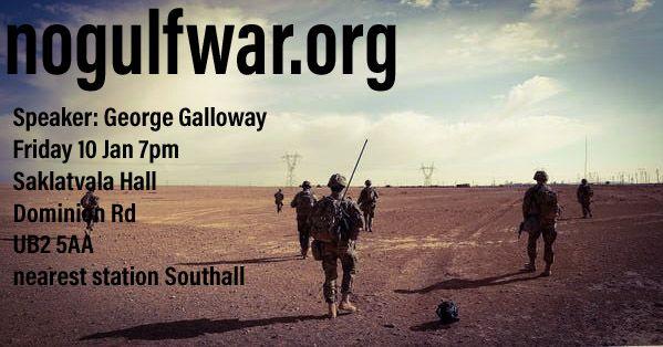 No Gulf War
